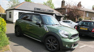 2014 MINI COOPER S COUNTRYMAN ALL4 CHILLI PACK MEDIA PACK