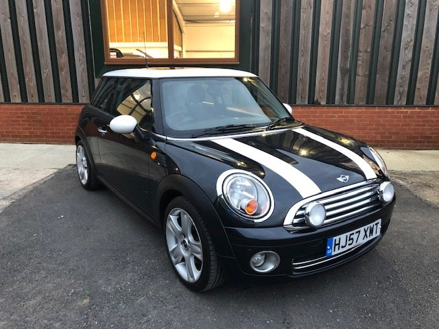 2007 Huge specification MINI Cooper. New MOT For Sale (picture 1 of 6)