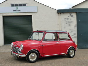 1967 Mini Cooper S Mk1, three owners since 1984