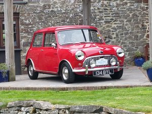 1961 Original Unrestored MK 1 Mini. Last Owner 41 Years!