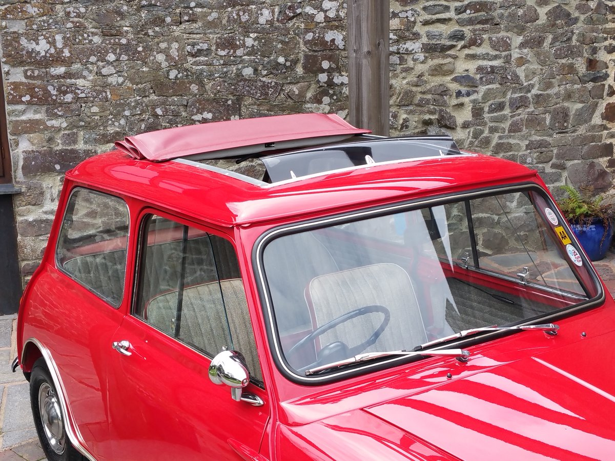 1961 Original Unrestored MK 1 Mini. Last Owner 41 Years! For Sale (picture 2 of 6)