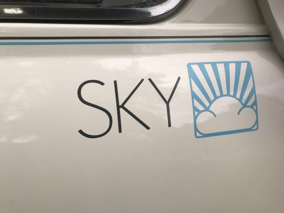 1989 Mr Blue Sky Mini, FANTASTIC CONDITION  For Sale (picture 6 of 6)