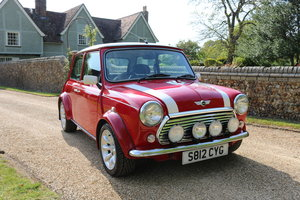 1275 Cooper Sport In Fantastic Low Mileage Condition  (1998)  For Sale