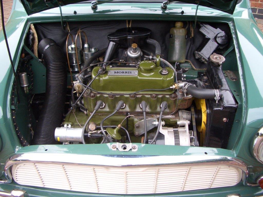 1964 Morris Mini Super De-Luxe SOLD (picture 1 of 6)