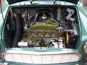 1964 Morris Mini Super De-Luxe SOLD