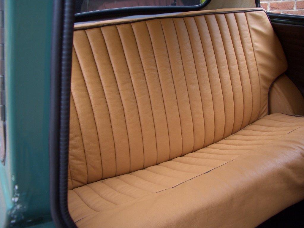 1964 Morris Mini Super De-Luxe SOLD (picture 3 of 6)
