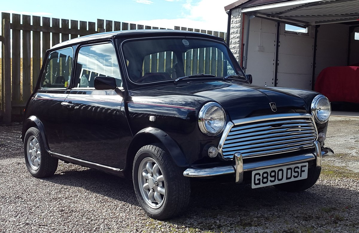 1989 Mini 30, one previous owner For Sale (picture 1 of 6)