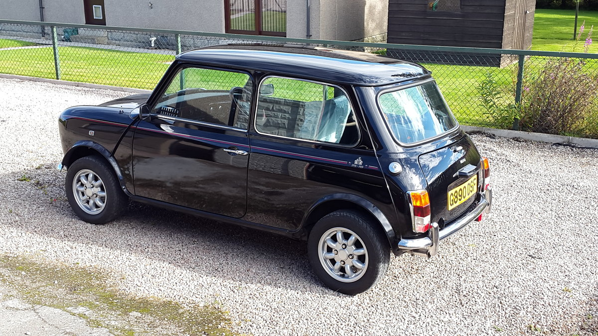 1989 Mini 30, one previous owner For Sale (picture 2 of 6)