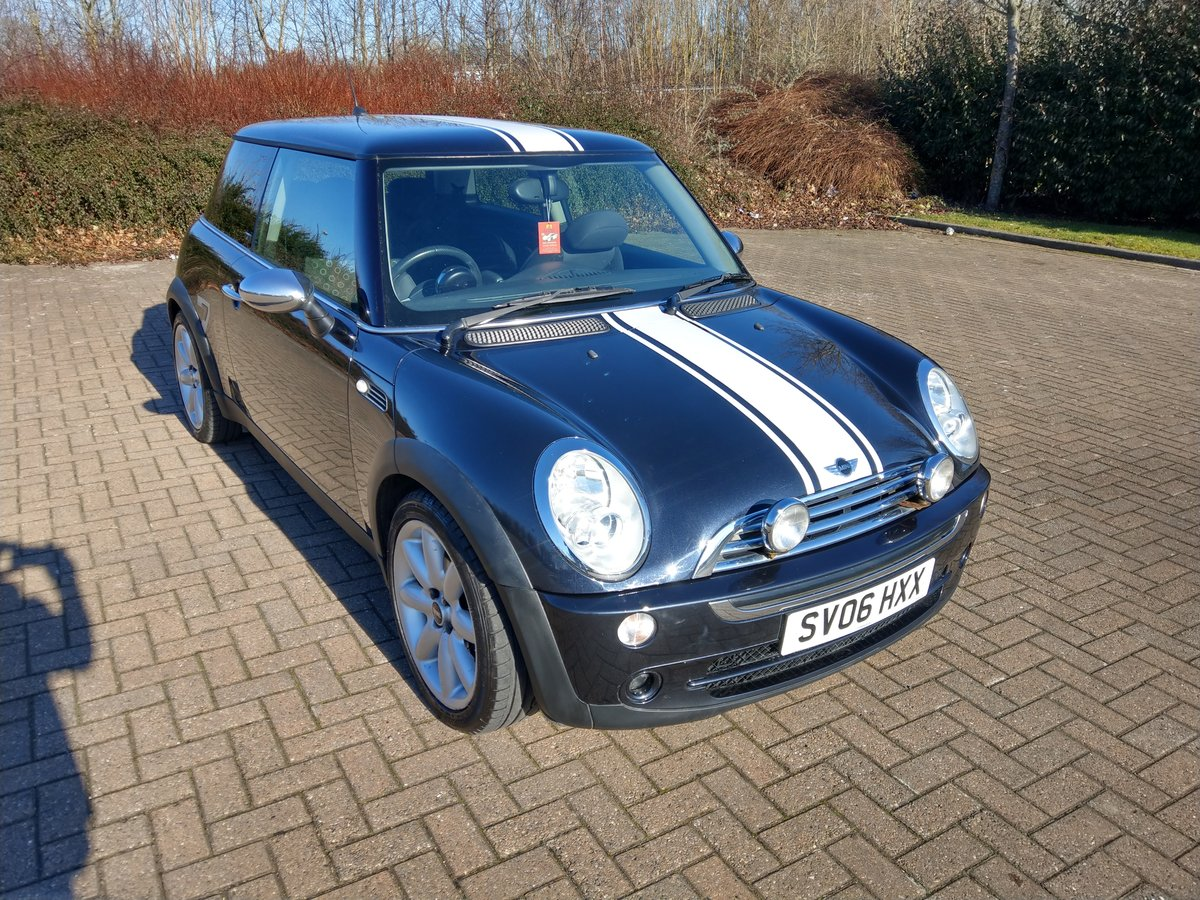 2006 Mini One Seven Special Edition For Sale Car And Classic
