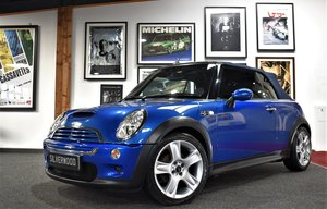 2005 Mini Cooper S Cabriolet  For Sale