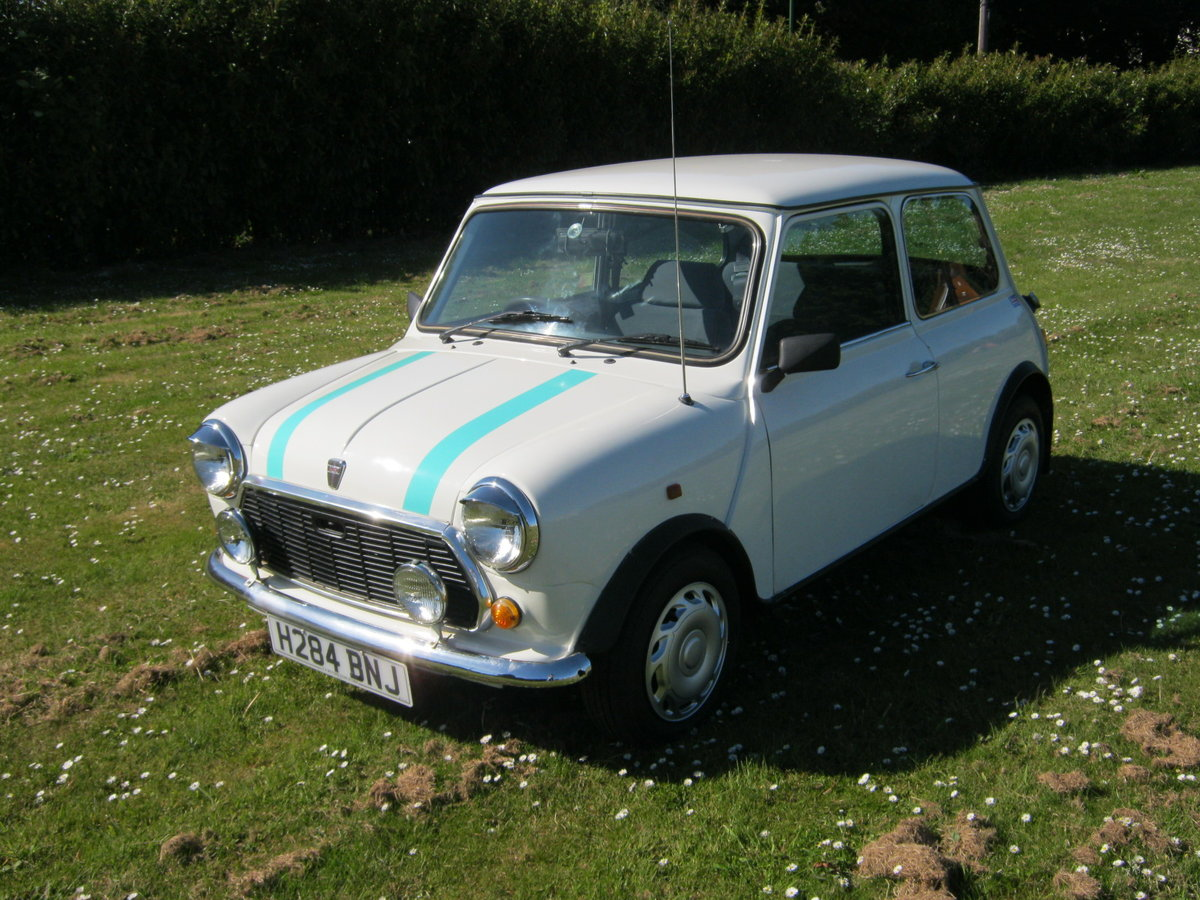 1991 MINI MAYFAIR AUTOMATIC. ONLY 35,000 MILES. 1 OWNER 26Y SOLD (picture 2 of 6)