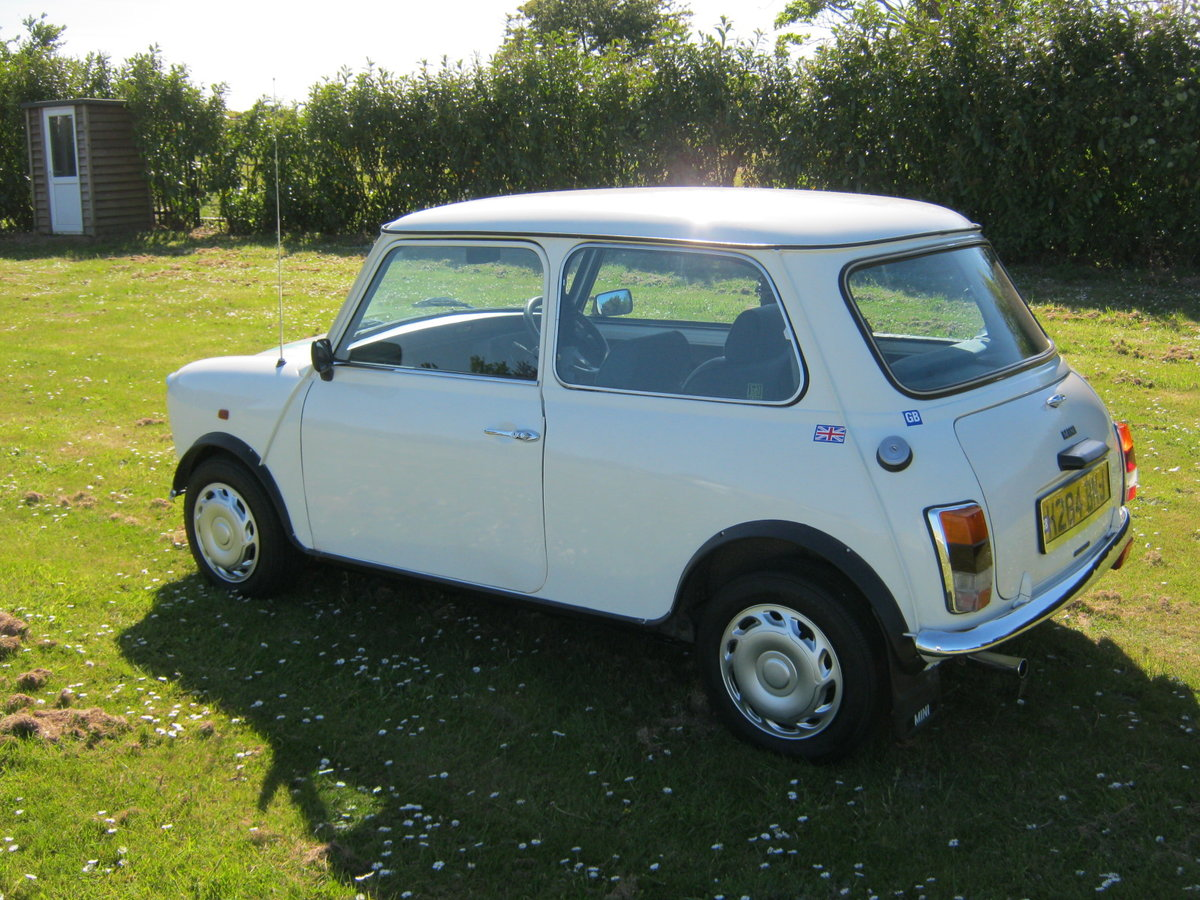 1991 MINI MAYFAIR AUTOMATIC. ONLY 35,000 MILES. 1 OWNER 26Y SOLD (picture 3 of 6)