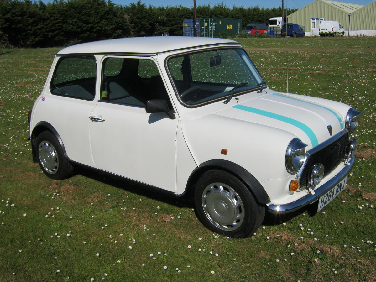 1991 MINI MAYFAIR AUTOMATIC. ONLY 35,000 MILES. 1 OWNER 26Y SOLD (picture 1 of 6)