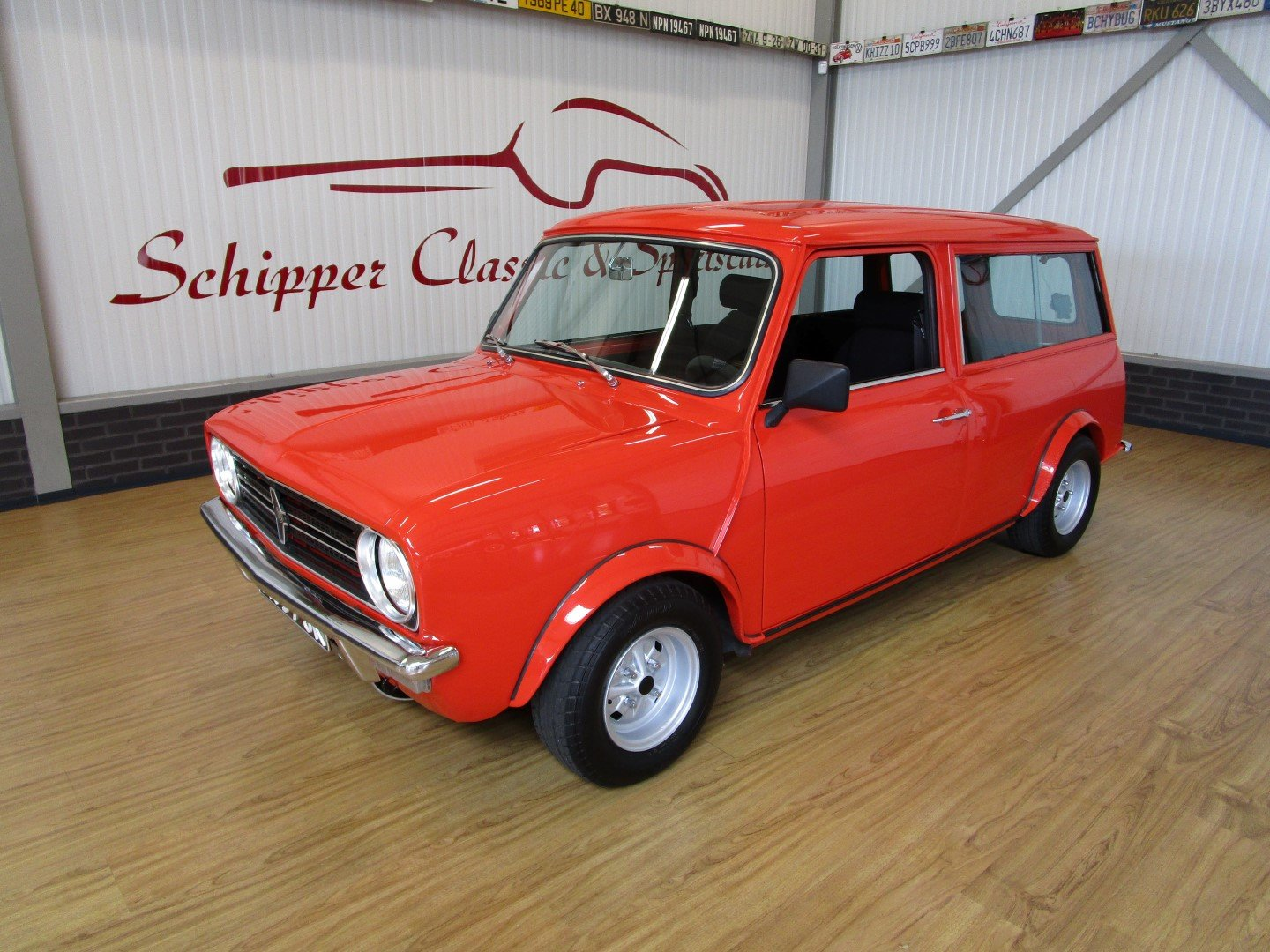 Mini British Leyland Clubman Estate Special For Sale (picture 1 of 6)
