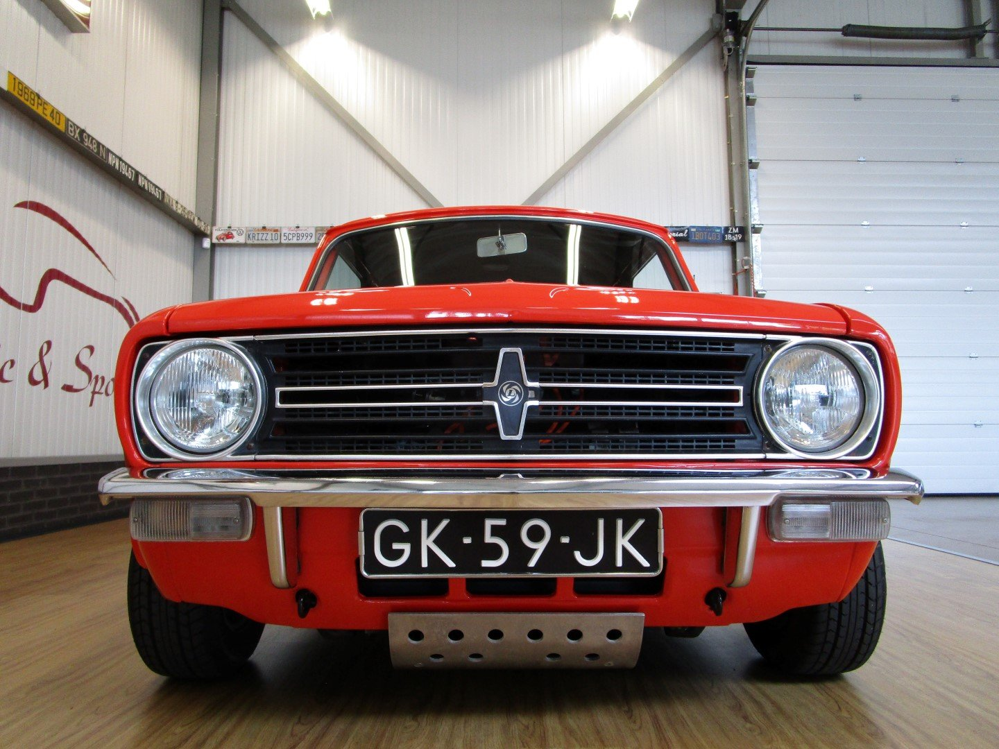 Mini British Leyland Clubman Estate Special For Sale (picture 4 of 6)