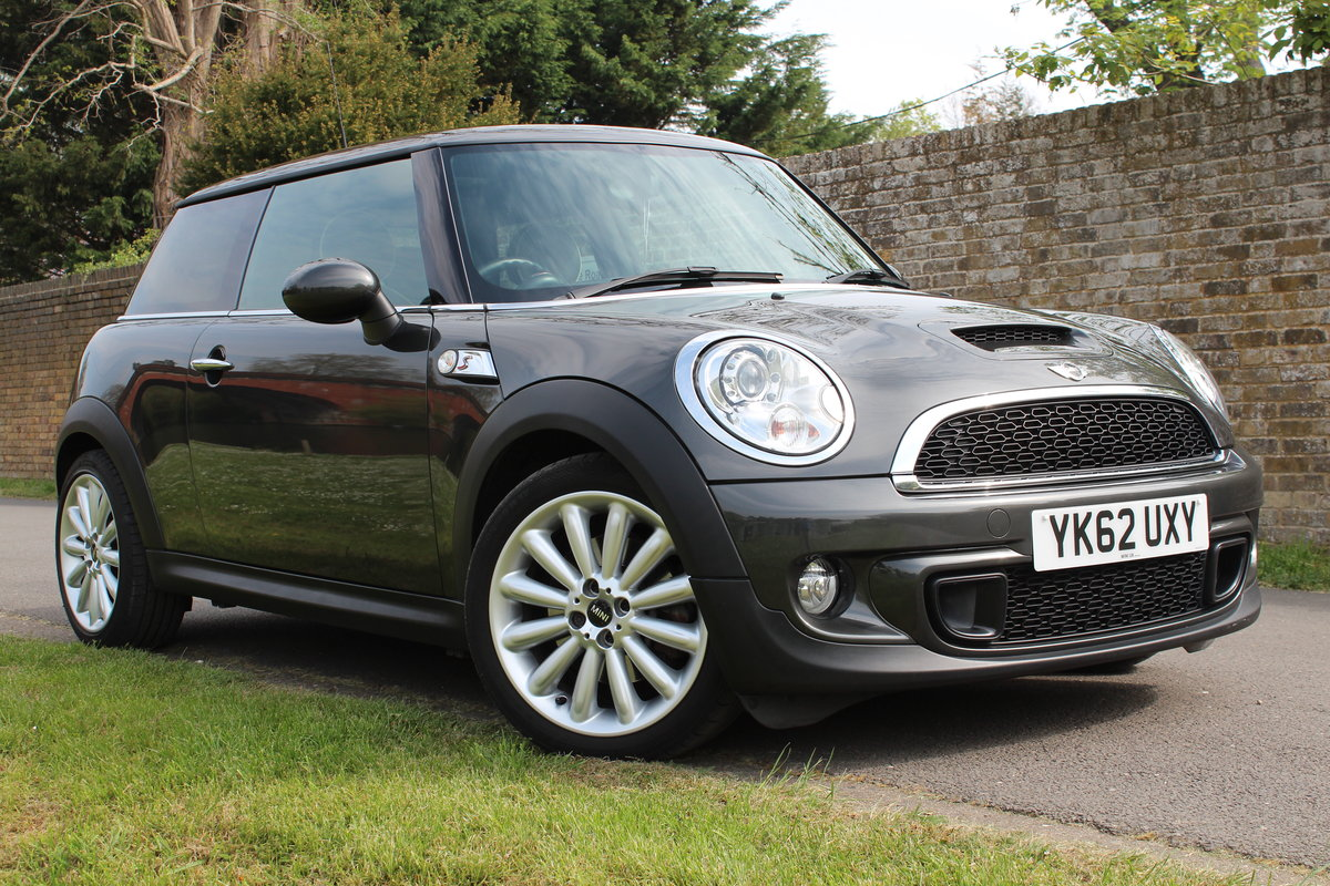2012 Mini Cooper S 1.6 London Eclipse Grey SOLD SIMILAR REQUIRED Wanted (picture 1 of 6)