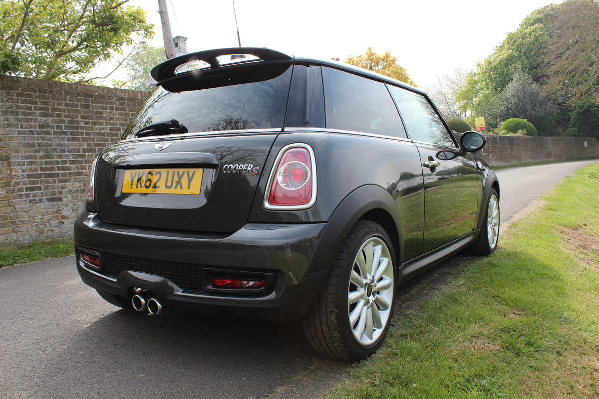 2012 Mini Cooper S 1.6 London Eclipse Grey SOLD SIMILAR REQUIRED Wanted (picture 2 of 6)