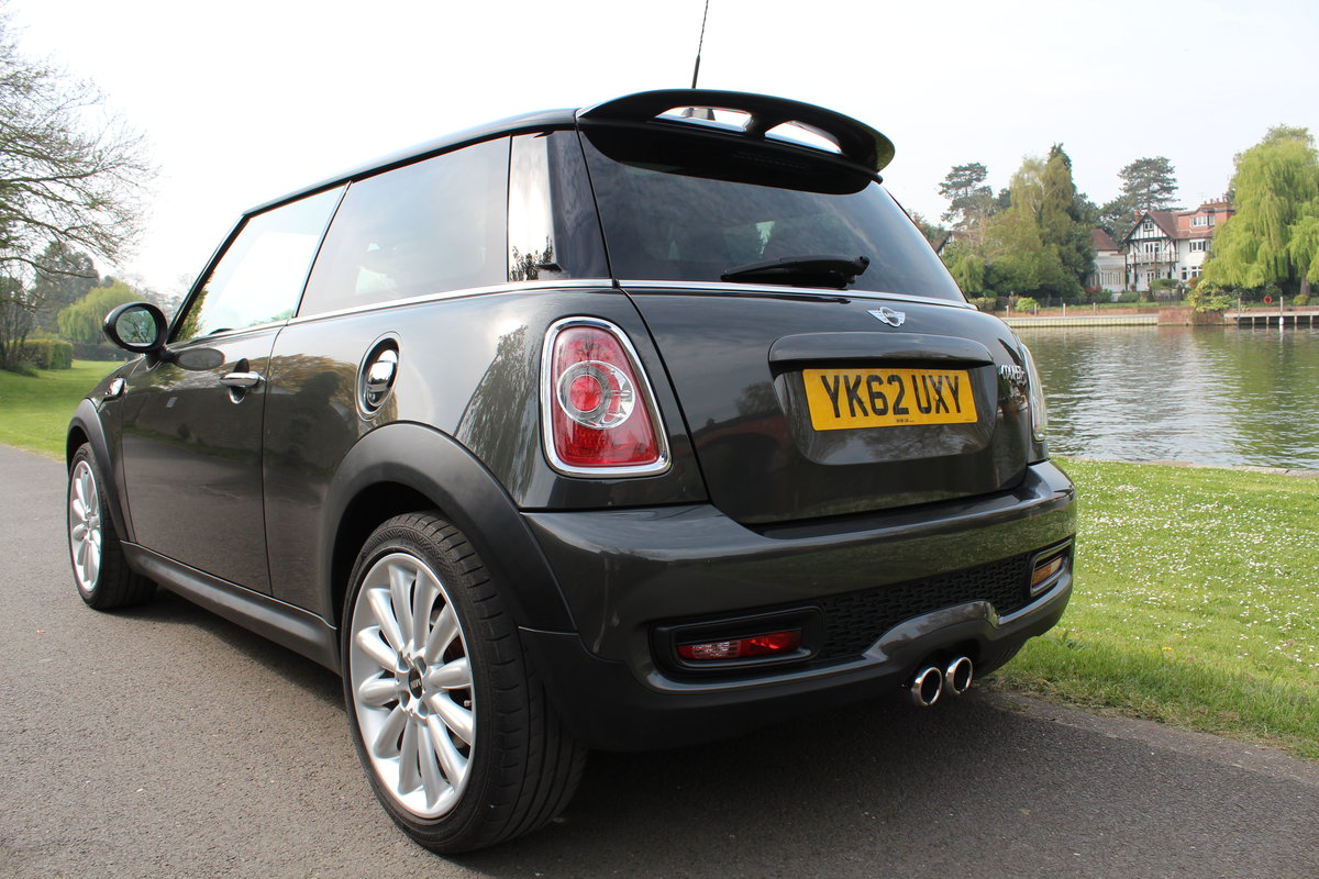 2012 Mini Cooper S 1.6 London Eclipse Grey SOLD SIMILAR REQUIRED Wanted (picture 3 of 6)