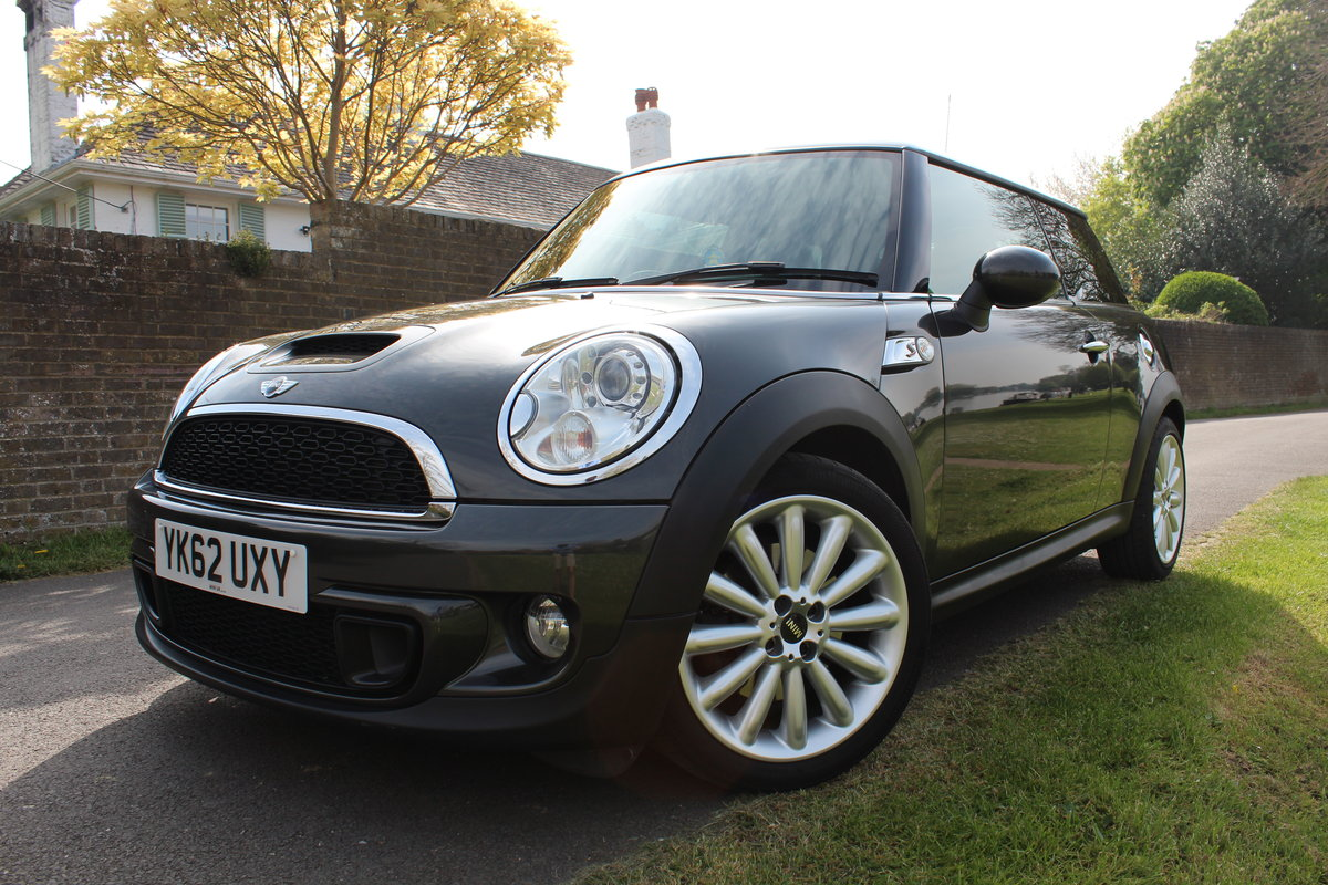 2012 Mini Cooper S 1.6 London Eclipse Grey SOLD SIMILAR REQUIRED Wanted (picture 4 of 6)
