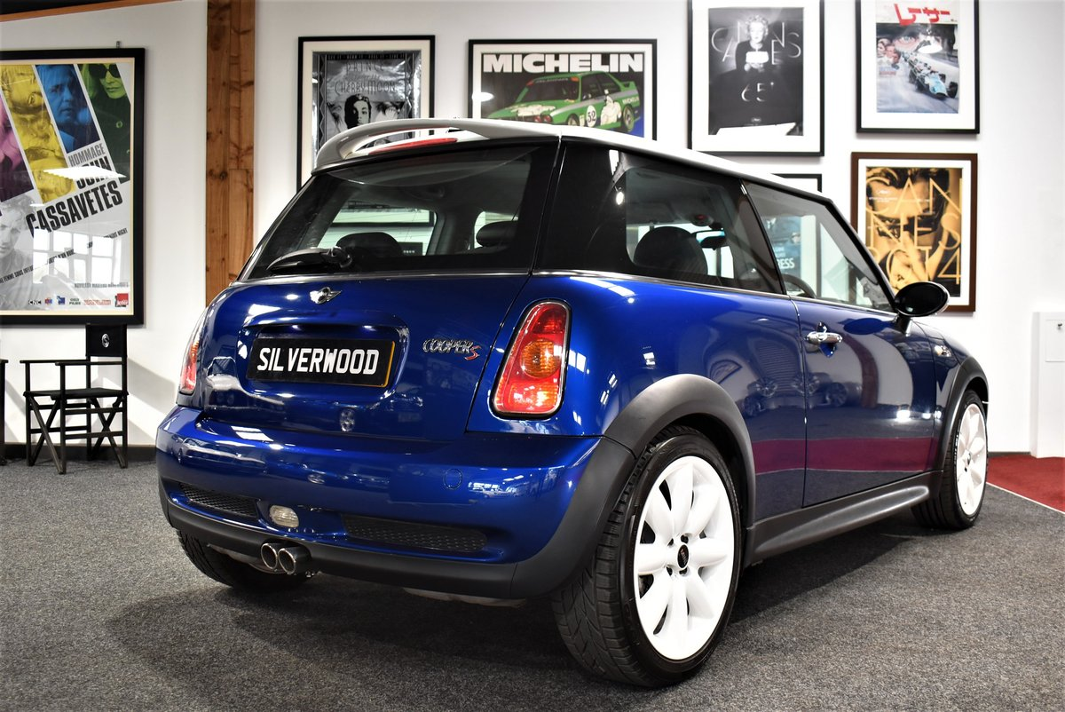 2002 Mini Cooper S R53 Supercharged For Sale (picture 2 of 6)