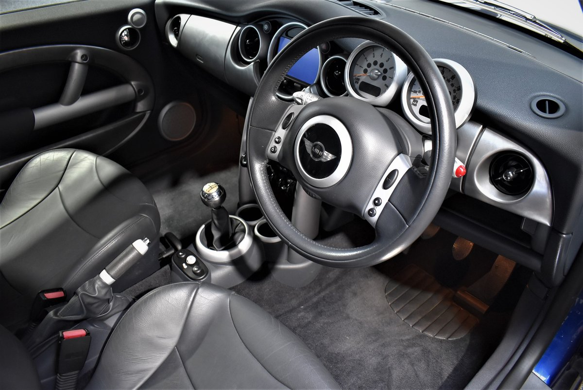 2002 Mini Cooper S R53 Supercharged For Sale (picture 3 of 6)