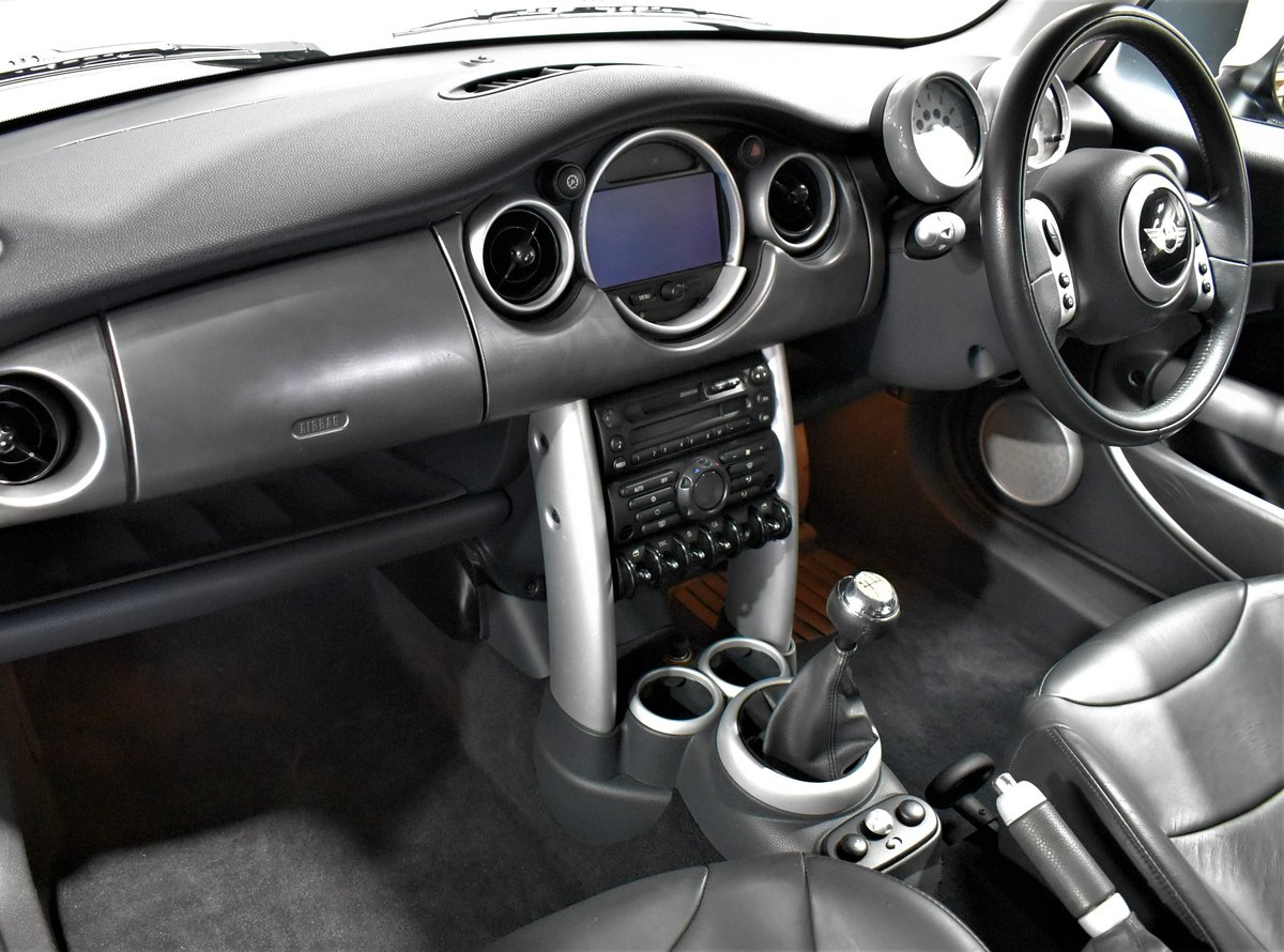 2002 Mini Cooper S R53 Supercharged For Sale (picture 4 of 6)