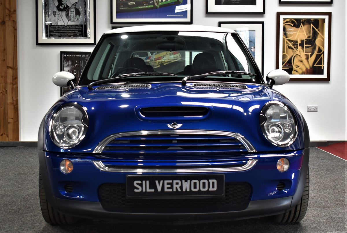2002 Mini Cooper S R53 Supercharged For Sale (picture 5 of 6)