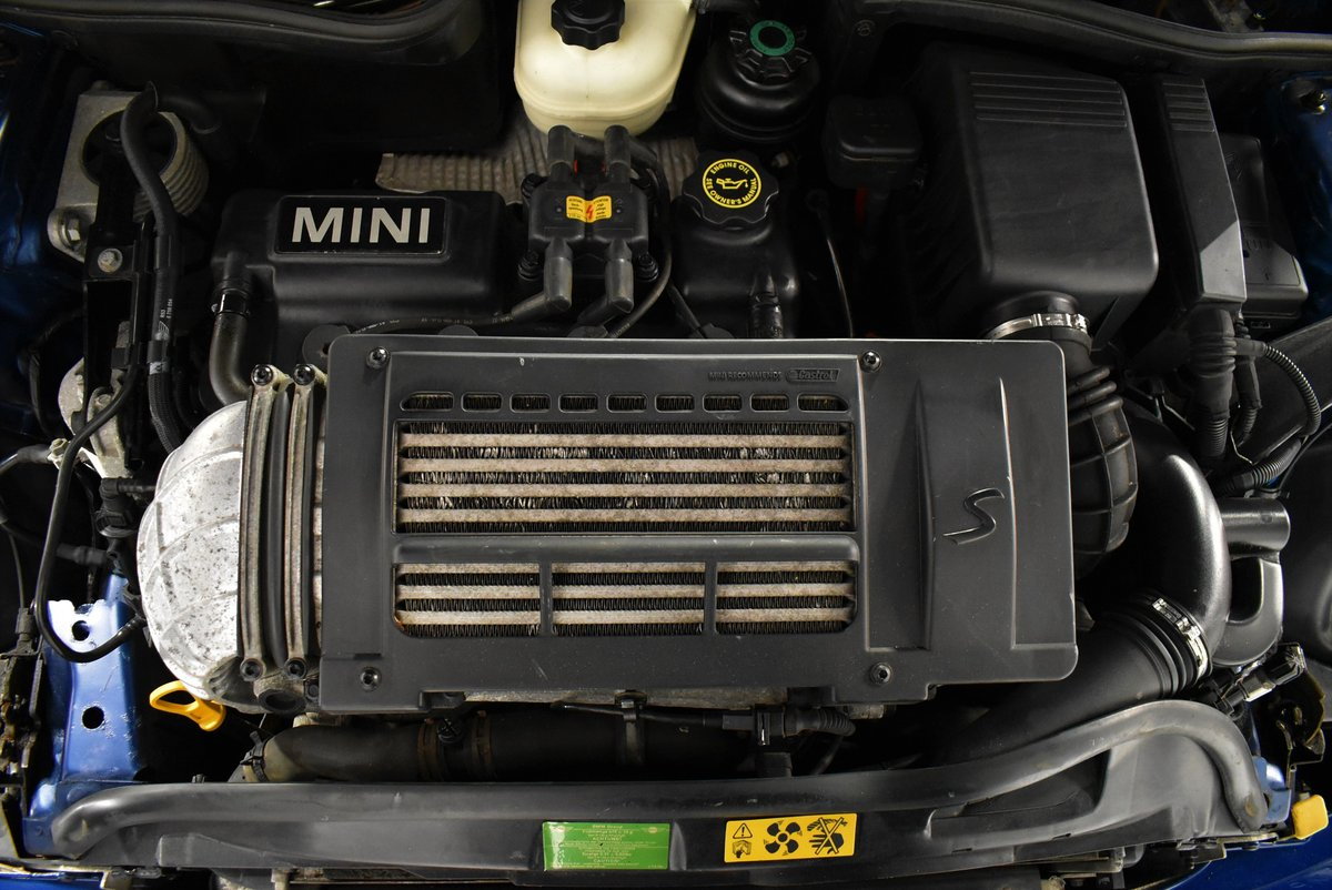 2002 Mini Cooper S R53 Supercharged For Sale (picture 6 of 6)