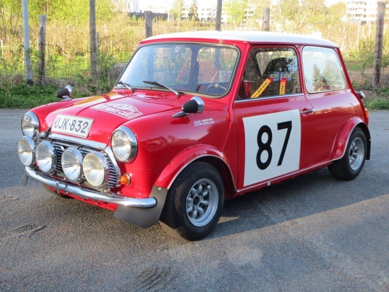 1978  Mini 1000 -1329cc Race Engine SOLD (picture 1 of 6)
