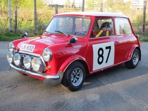 1978  Mini 1000 -1329cc Race Engine For Sale