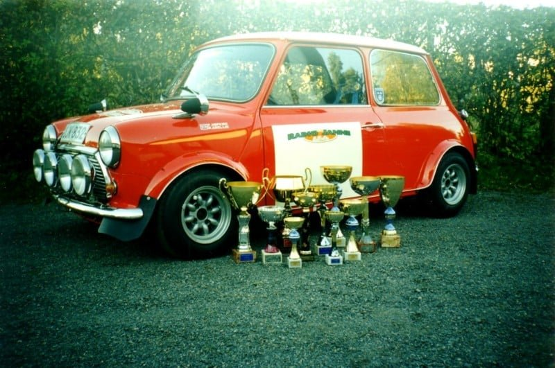 1978  Mini 1000 -1329cc Race Engine SOLD (picture 5 of 6)