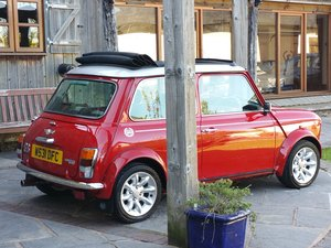 2000 Stunning Mini Cooper Sport On Just 10700 Miles From New