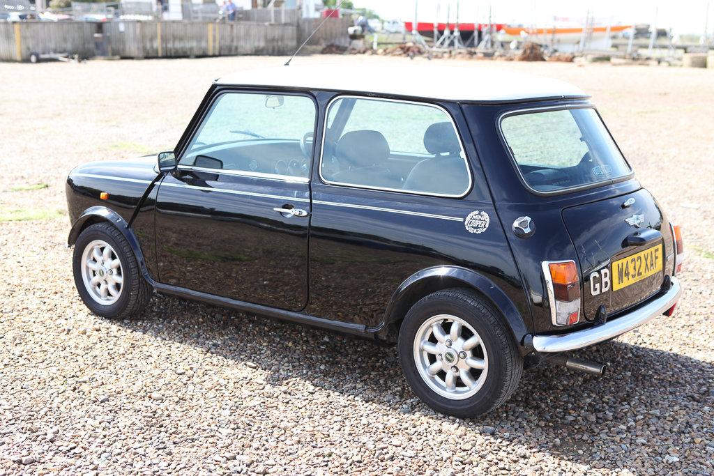 Mini Cooper Classic Year 2000 For Sale (picture 2 of 6)