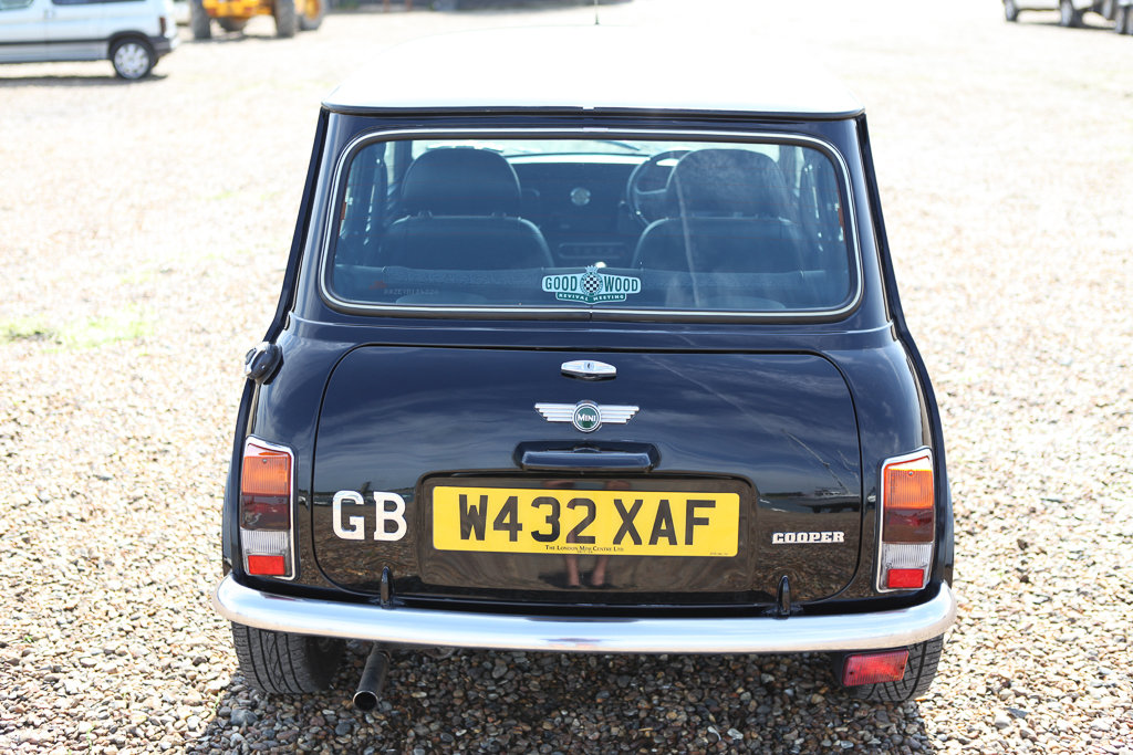 Mini Cooper Classic Year 2000 For Sale (picture 3 of 6)