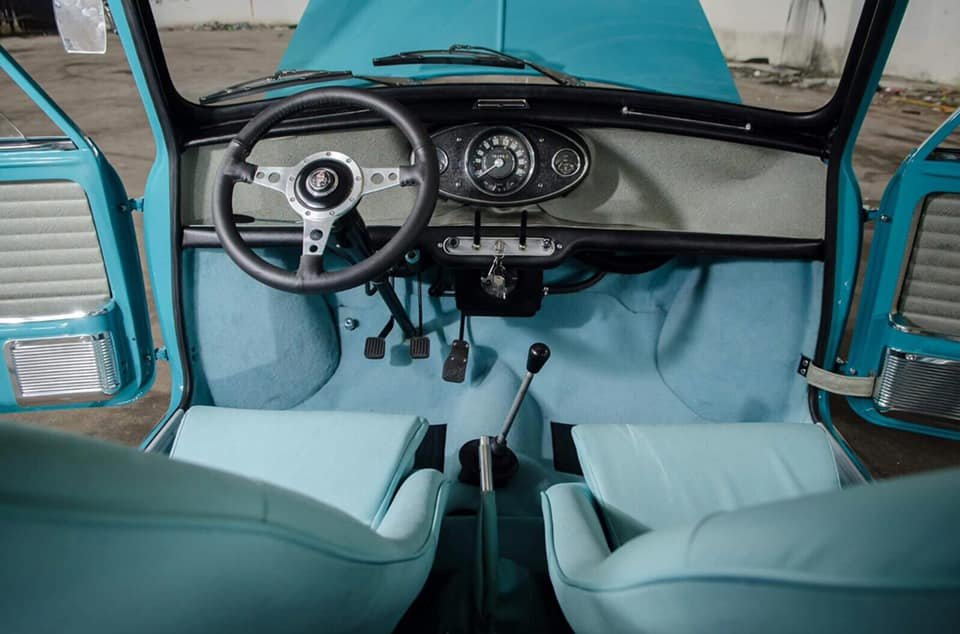 1965 Austin Mini Cooper S  (Matching Numbers) For Sale (picture 5 of 6)