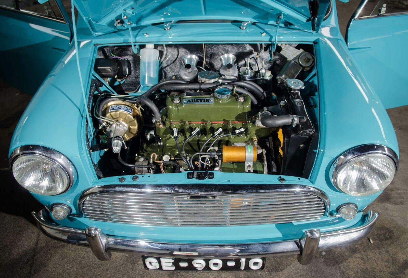 1965 Austin Mini Cooper S  (Matching Numbers) For Sale (picture 6 of 6)
