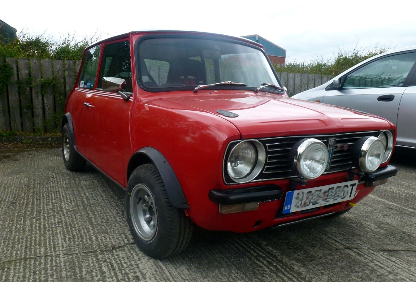 1979 Mini Clubman Classic Rally Car SOLD (picture 2 of 6)