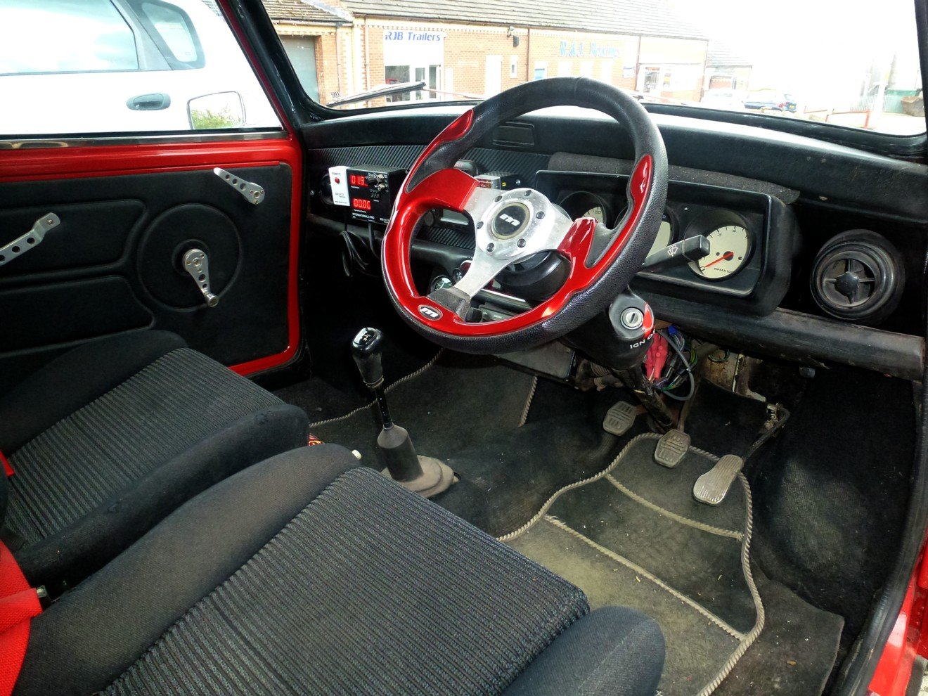 1979 Mini Clubman Classic Rally Car SOLD (picture 3 of 6)