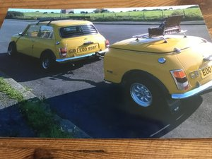 Mr bean mini 1979 For Sale