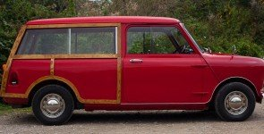 AUSTIN MORRIS MINI WOODY TRAVELLER WANTED Wanted