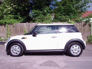 2009 Mini Hatchback 3 door SOLD