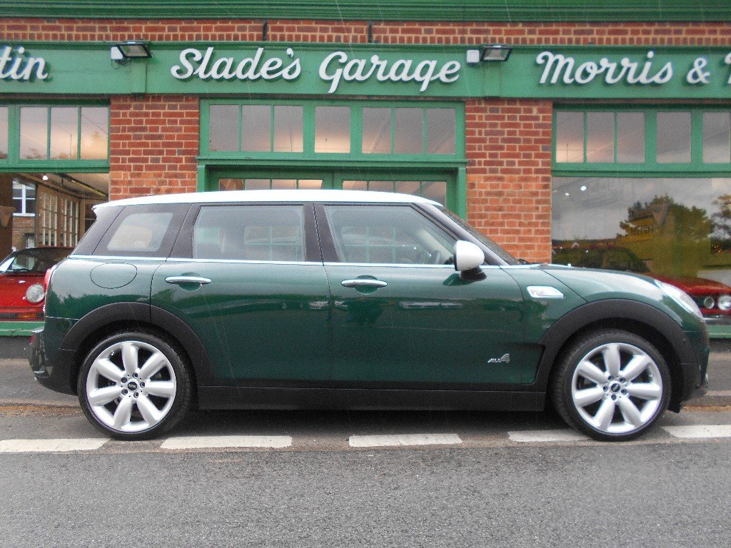 2016 Mini Clubman Cooper S ALL4  SOLD (picture 1 of 4)