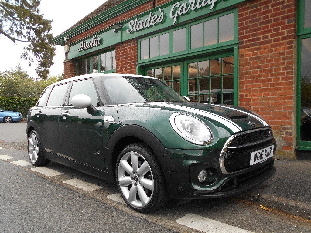 2016 Mini Clubman Cooper S ALL4  SOLD (picture 2 of 4)