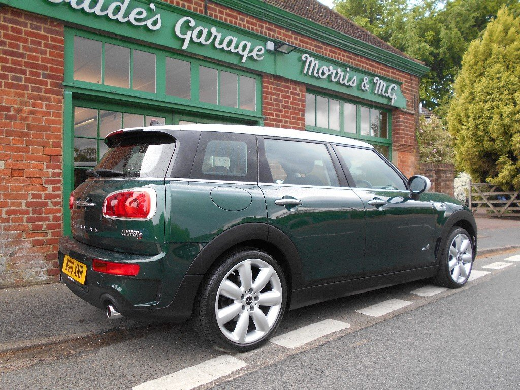 2016 Mini Clubman Cooper S ALL4  SOLD (picture 3 of 4)