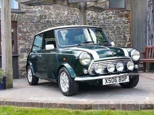 2000 Mini Cooper Last Edition On 9400 Miles From New! SOLD