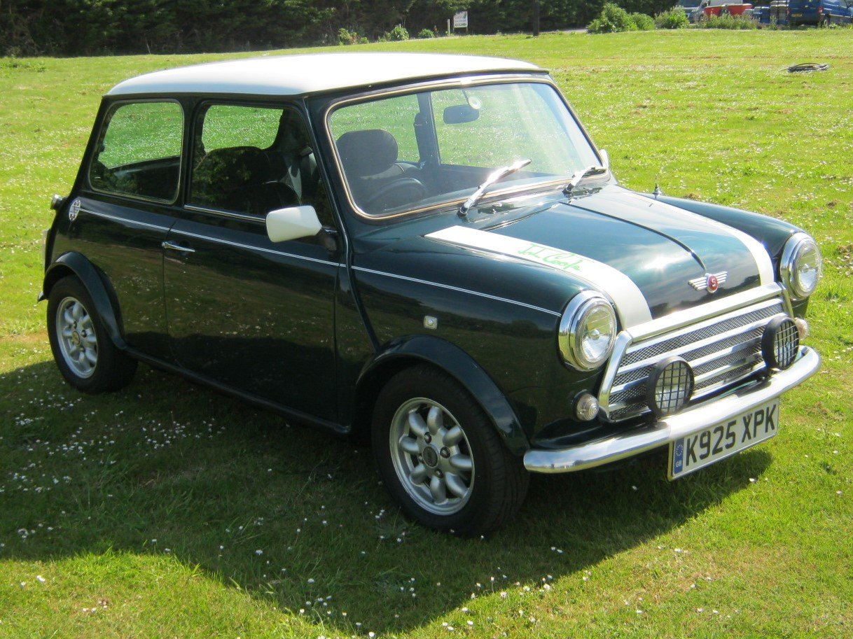 1993 ROVER MINI COOPER Si JOHN COOPER WORKS CONVERSION SOLD (picture 1 of 6)