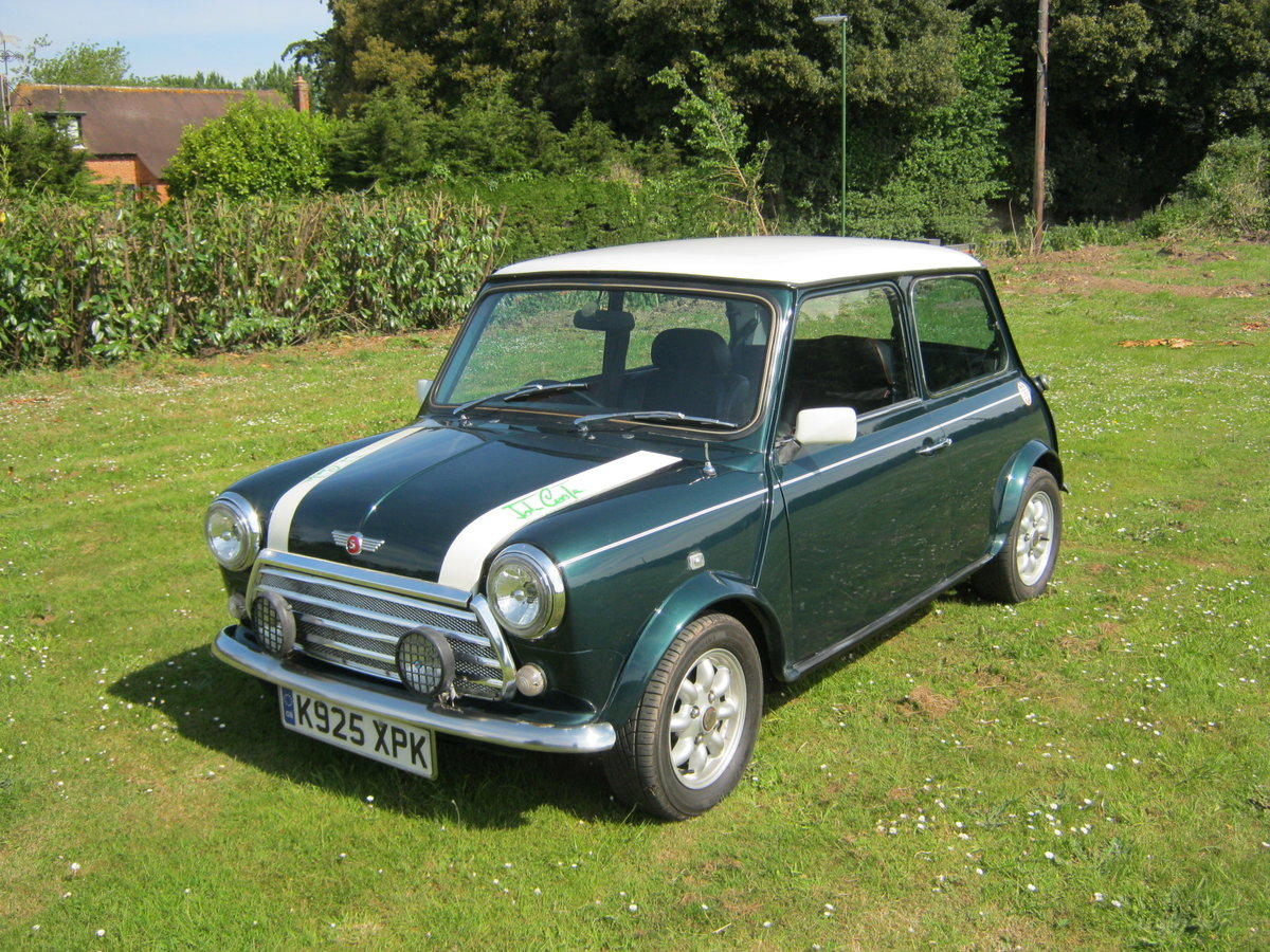 1993 ROVER MINI COOPER Si JOHN COOPER WORKS CONVERSION SOLD (picture 2 of 6)