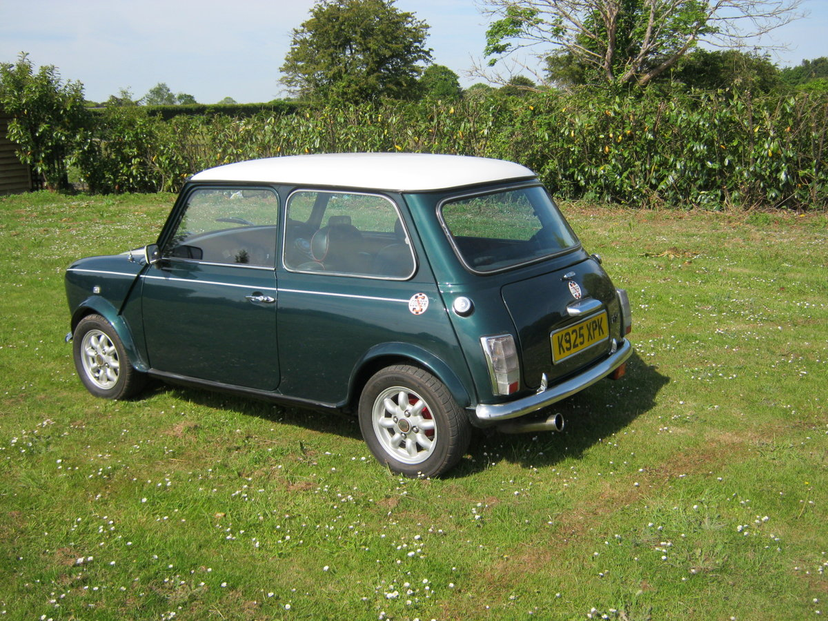 1993 ROVER MINI COOPER Si JOHN COOPER WORKS CONVERSION SOLD (picture 3 of 6)