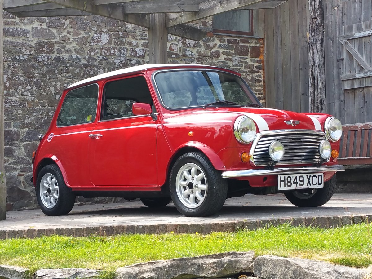 1990 Very Rare Mini Cooper RSP S Pack. For Sale (picture 1 of 6)