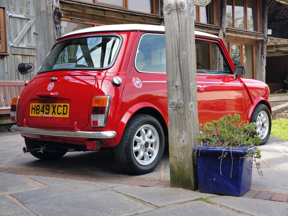 1990 Very Rare Mini Cooper RSP S Pack. For Sale (picture 3 of 6)